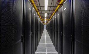 Network Cabinet Installation